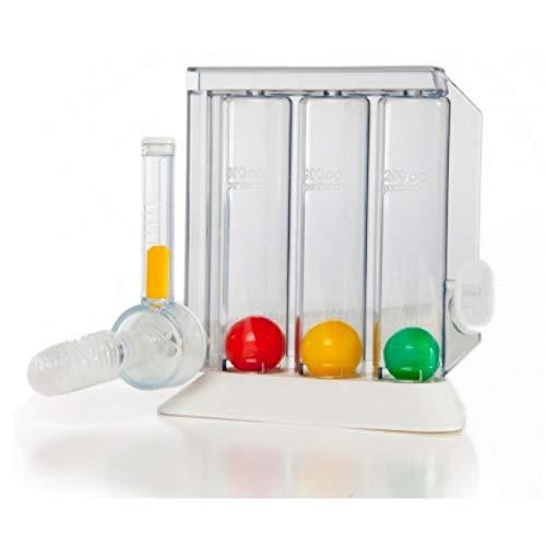Espirómetro incentivador pulmogain