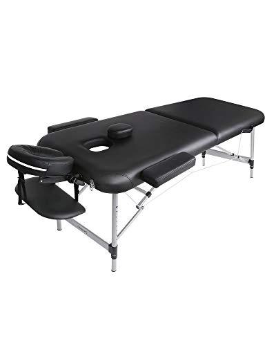 Camilla de masaje cosmética Naipo Cama de masaje de fisioterapia plegable ...