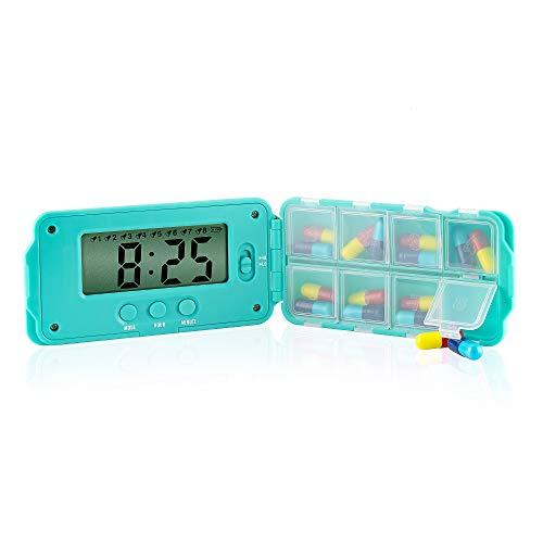 Dispensador de píldoras electrónico TabTime Super 8