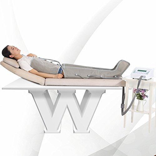 Máquina de presoterapia profesional para brazos, abdomen, ...