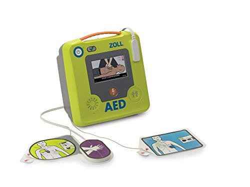 Desfibrilador semiautomático ZOLL AED3