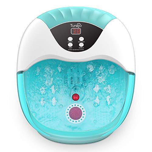 Masaje de baño de pies, dispositivo de masaje de pies calefac ...