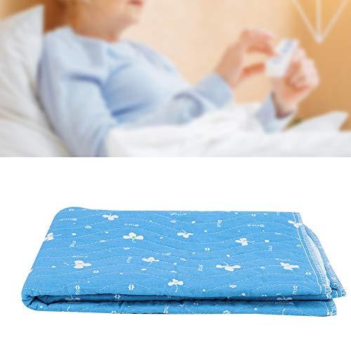 Cojín de alfombra lavable - Protector de colchón resistente a fugas ...