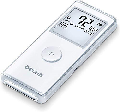Electrocardiógrafo conectado Beurer Me 90