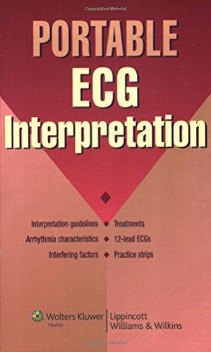 Interpretación de ECG portátil