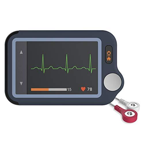 Monitor de ECG ViATOM, monitor cardíaco con ECG, con iOS y ...