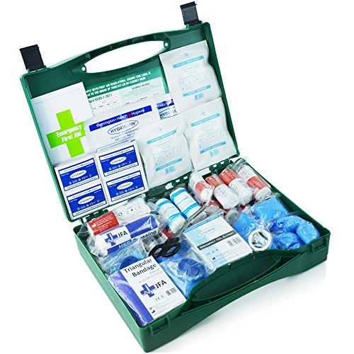 Botiquín de primeros auxilios 210 artículos JFA Medical