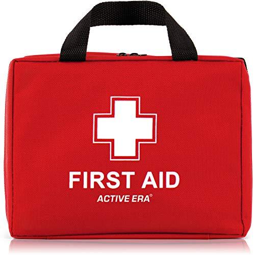 Botiquín de primeros auxilios que consta de 220 artículos con paquetes ...