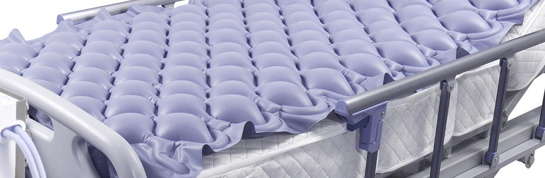 colchón anti escaras