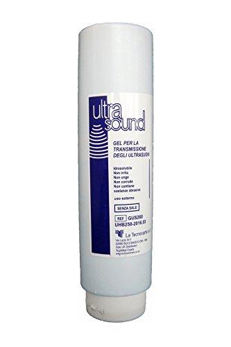 Gel de ultrasonidos GUS260 - botella de 250ml
